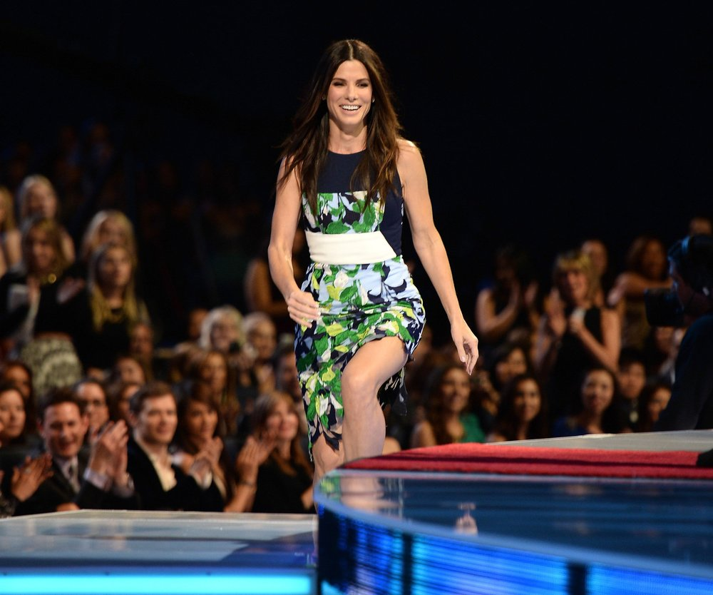 People`s Choice Awards: Sandra Bullock sahnt ab