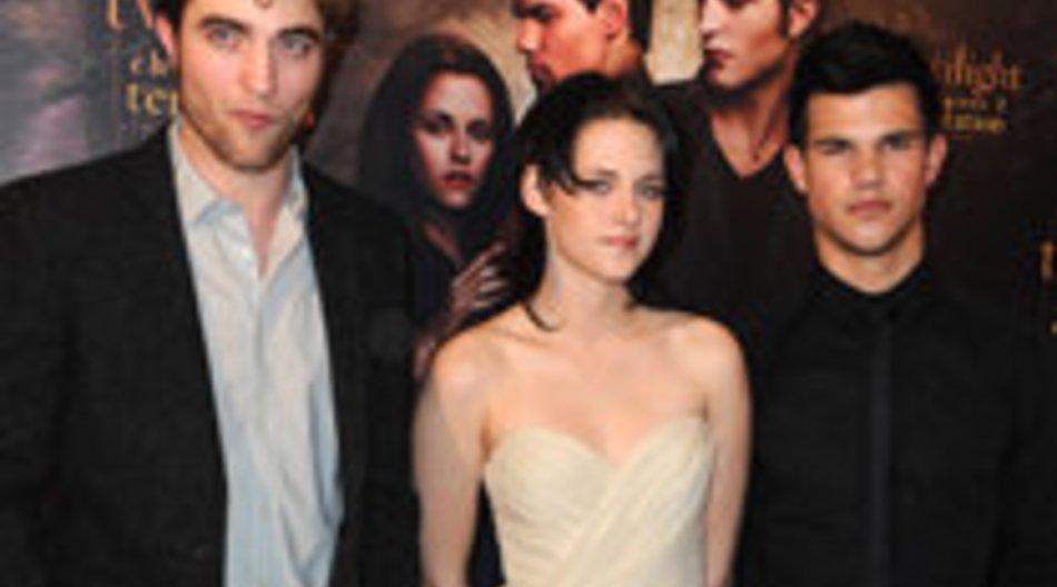 Twilight-Stars versetzen Pariser Fans in Ausnahmezustand