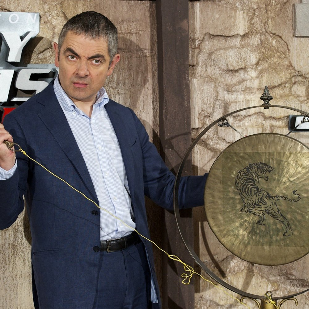 Rowan Atkinson mag Mr. Bean nicht