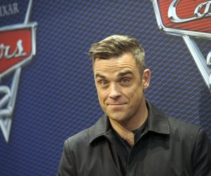 Robbie Williams hat Rücken