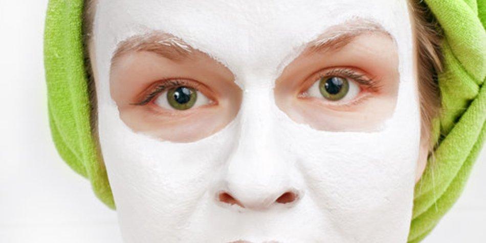 Gesichtmasken aus Lebensmitteln