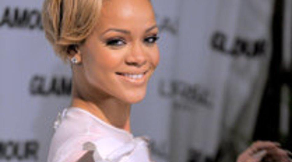 Rihanna beim Popstars-Finale