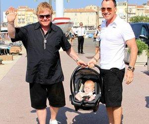 Elton John und David Furnish: Wieder Eltern?