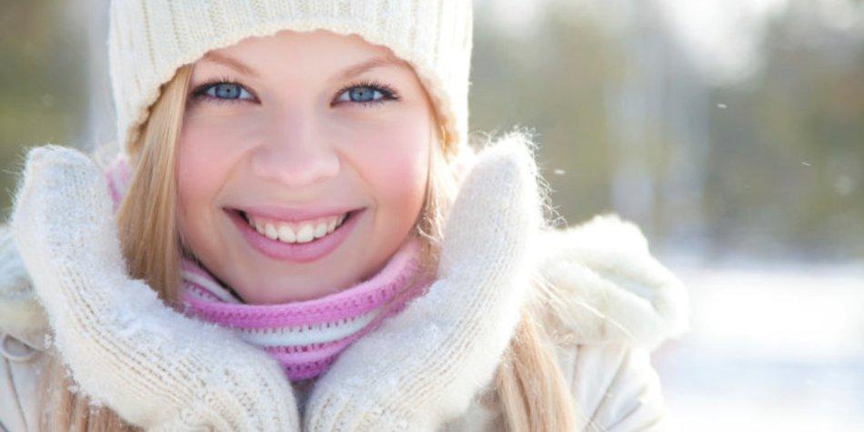 Die richtige Pflege im Winter