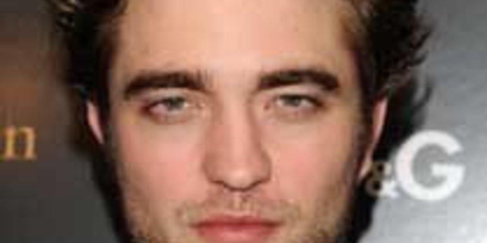 Robert Pattinson lässt es krachen
