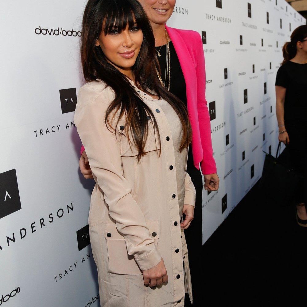 Kim Kardashian: Babyname mit K?