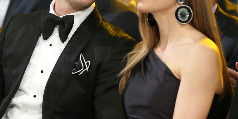 Justin Timberlake: Wer ist die geheimnisvolle Blondine?