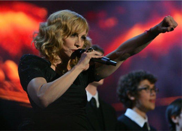 Madonna ist Popqueen.