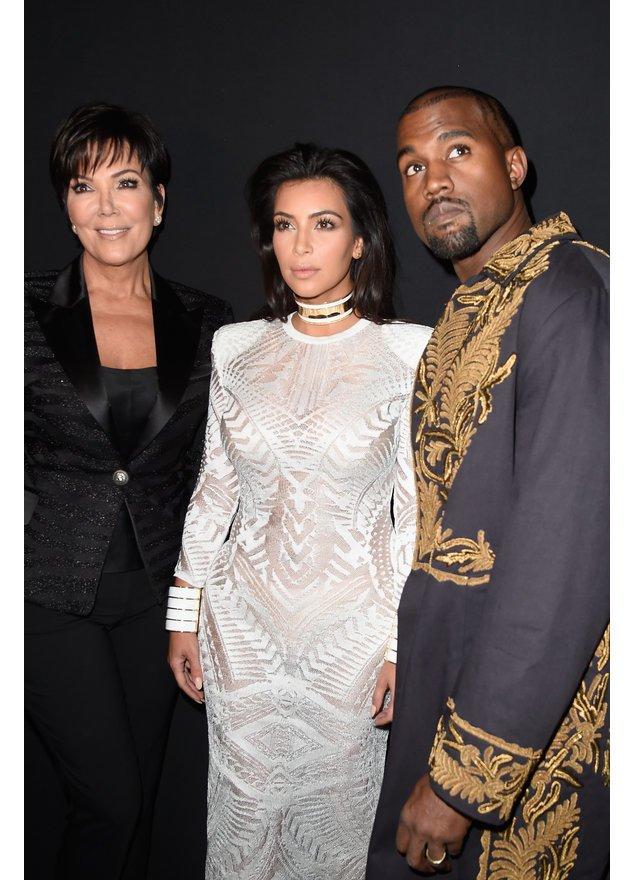 Kim Kardashian ist mit Kanye West nicht glücklich