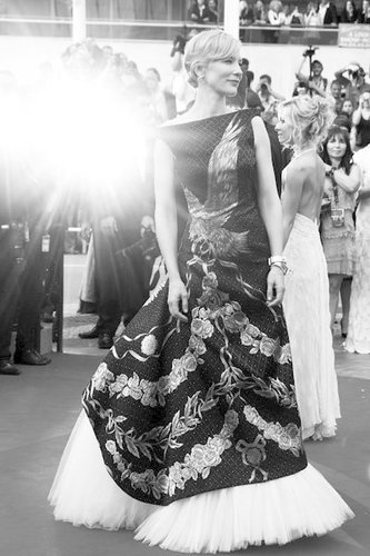 Cate Blanchett: Mondän in Cannes