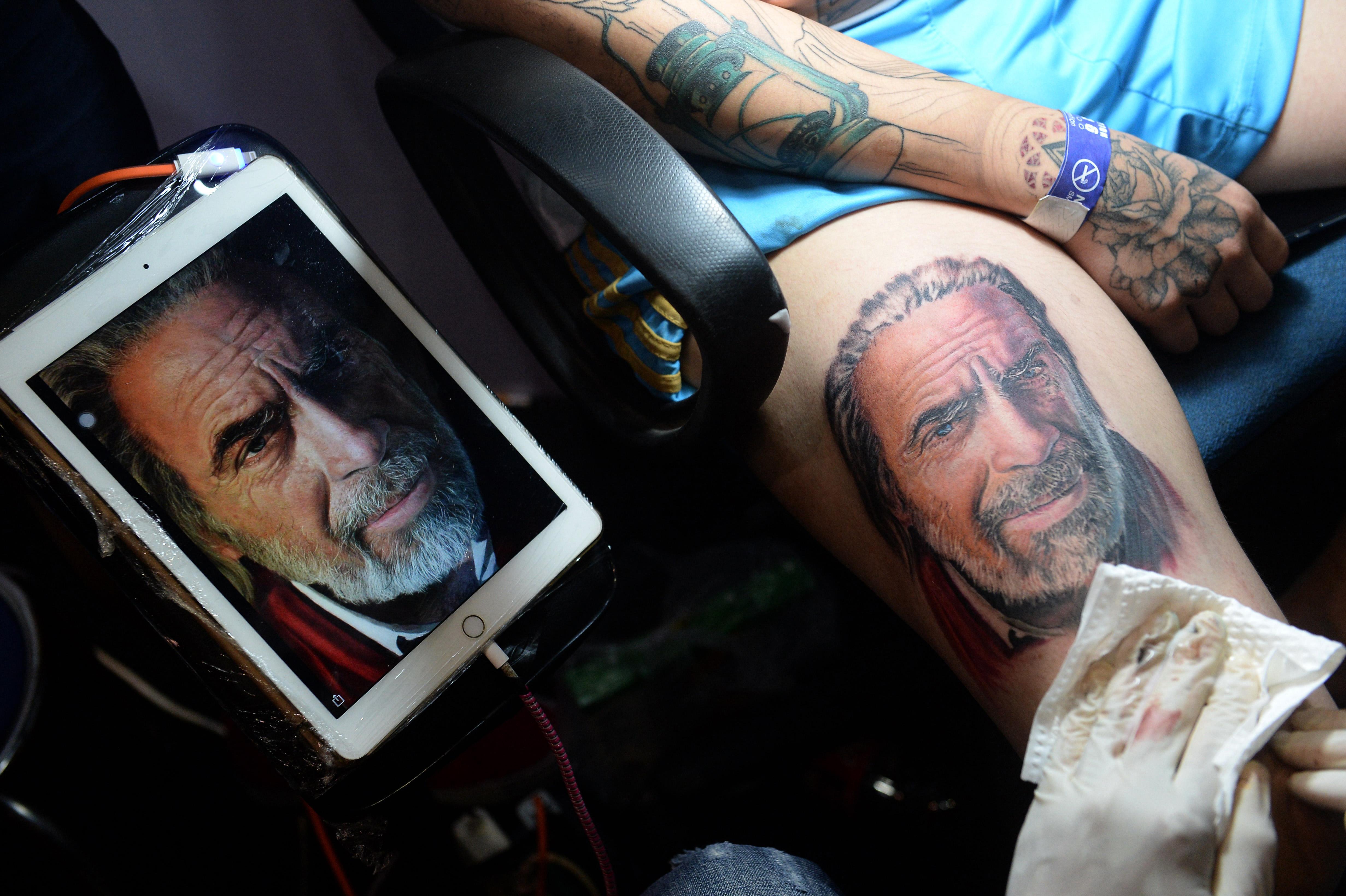 Diese 3d Tattoos Wirken So Realistisch Desired De