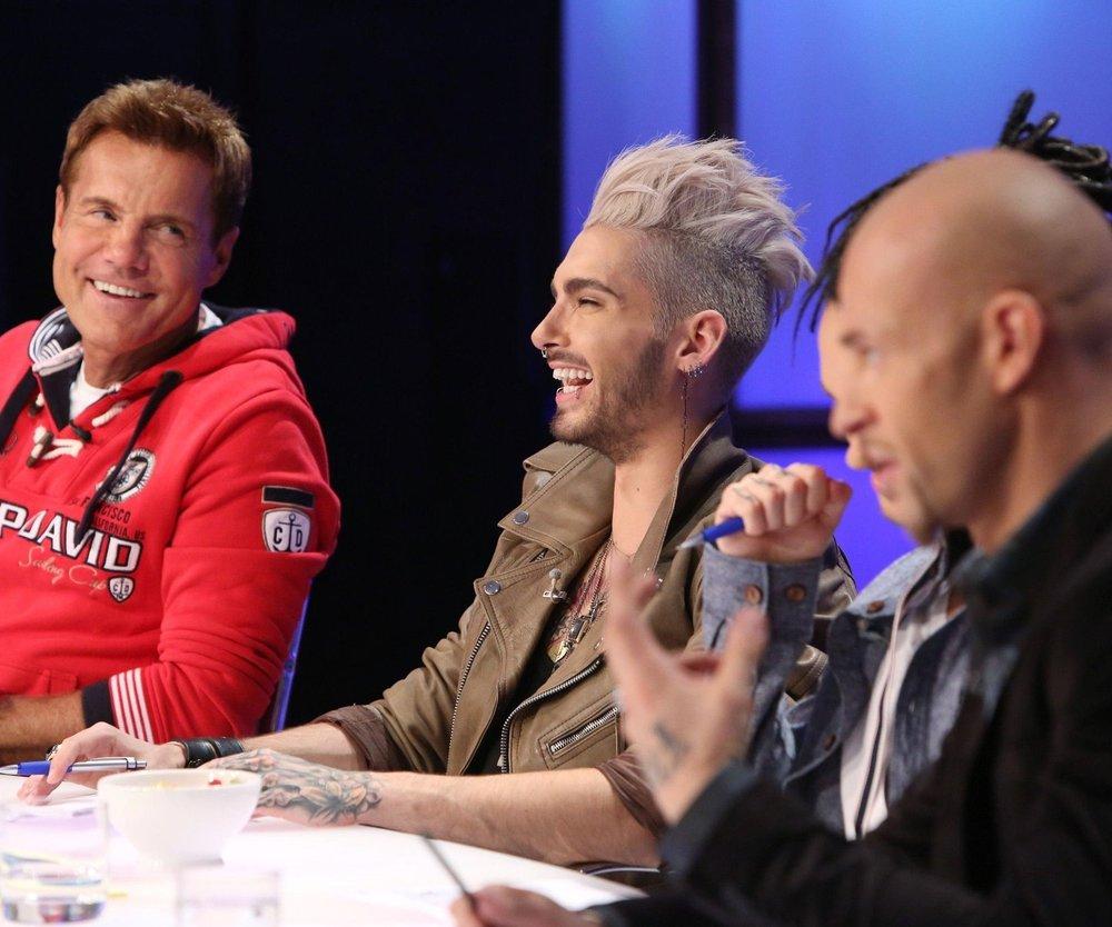 DSDS: Dieter Bohlen disst Bill Kaulitz
