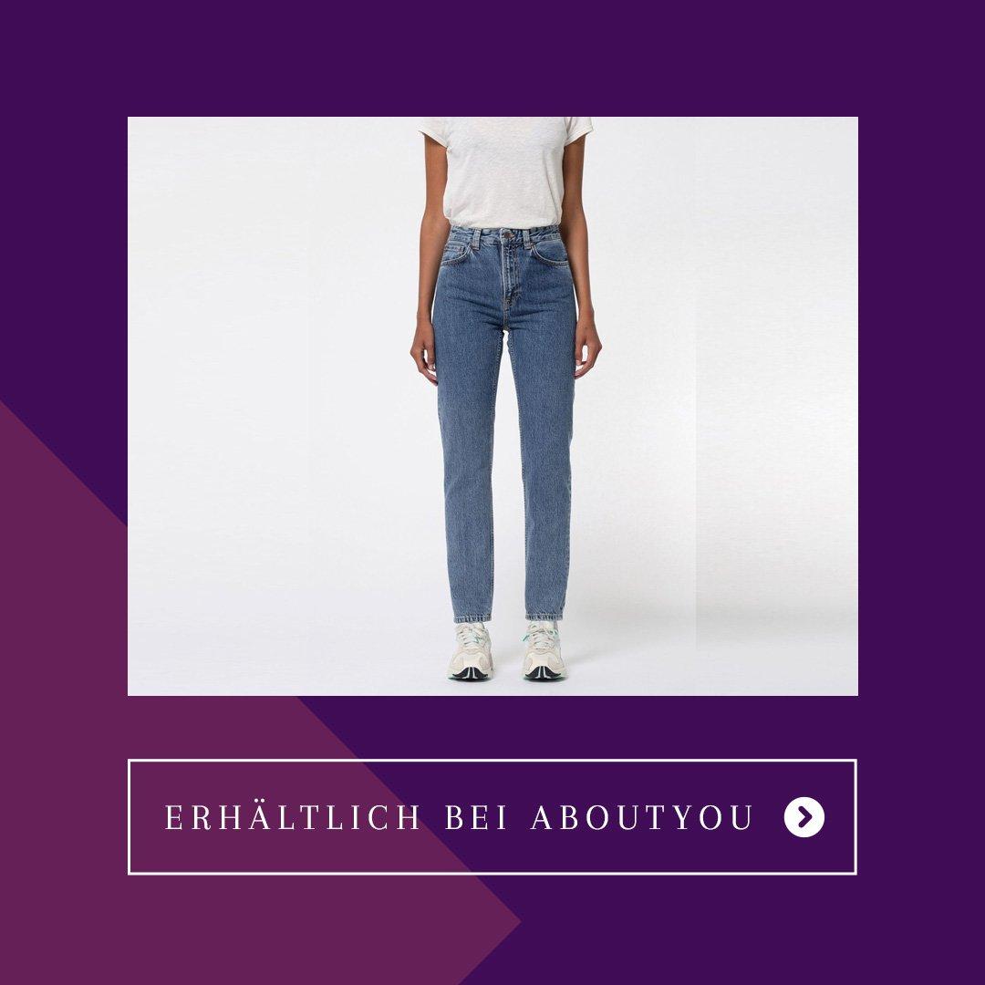Nachhaltige Jeans - nudie jeans