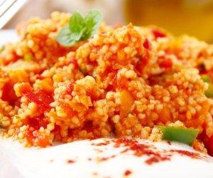 Couscous Salat Türkisch