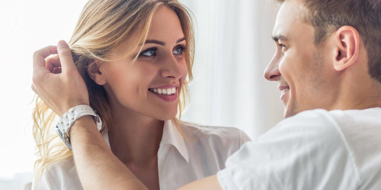 Nonverbale signale verliebter männer