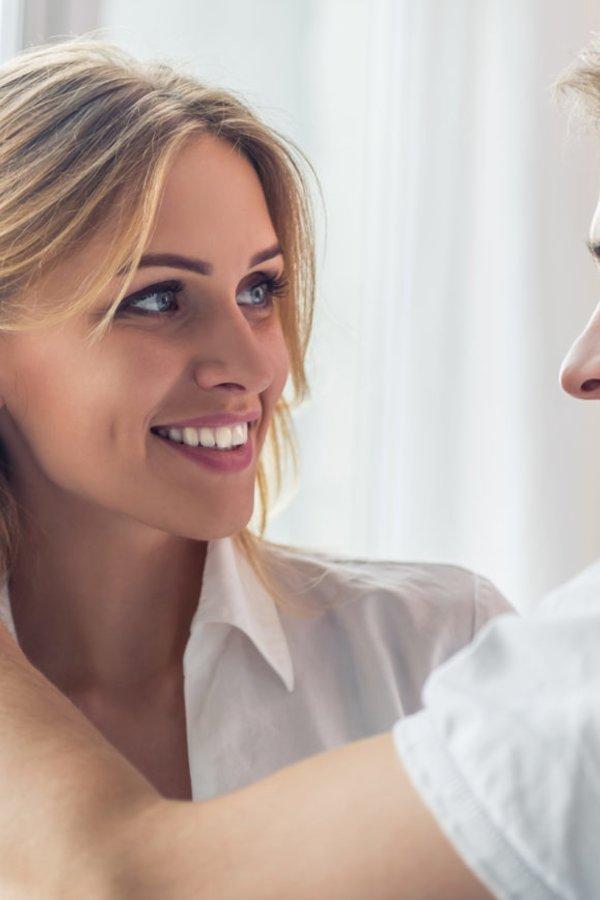 körpersprache deuten flirt