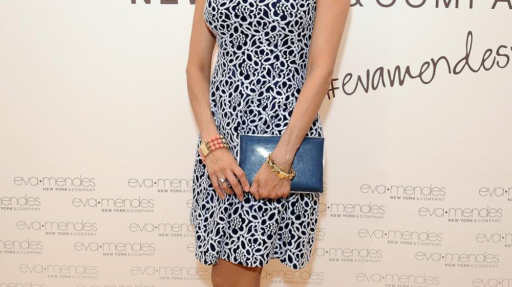 Eva Mendes will keine Nanny