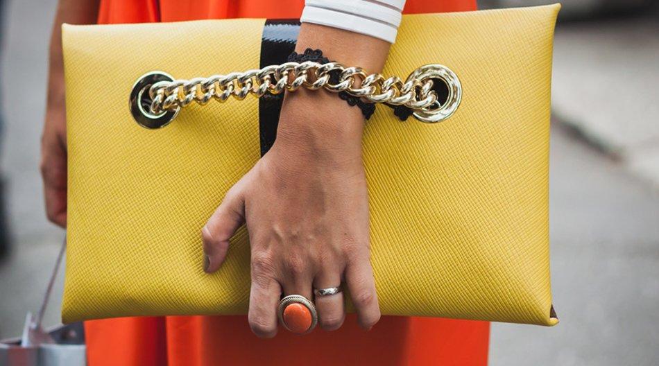 Handtaschen-Trendfarben