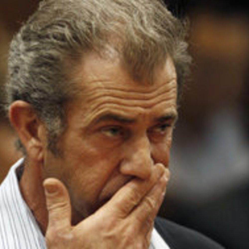 Mel Gibson: Neues Polizeifoto veröffentlicht!