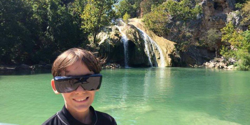 9-Jähriger schreibt Wunschliste mit Sehenswürdigkeiten vor Erblindung