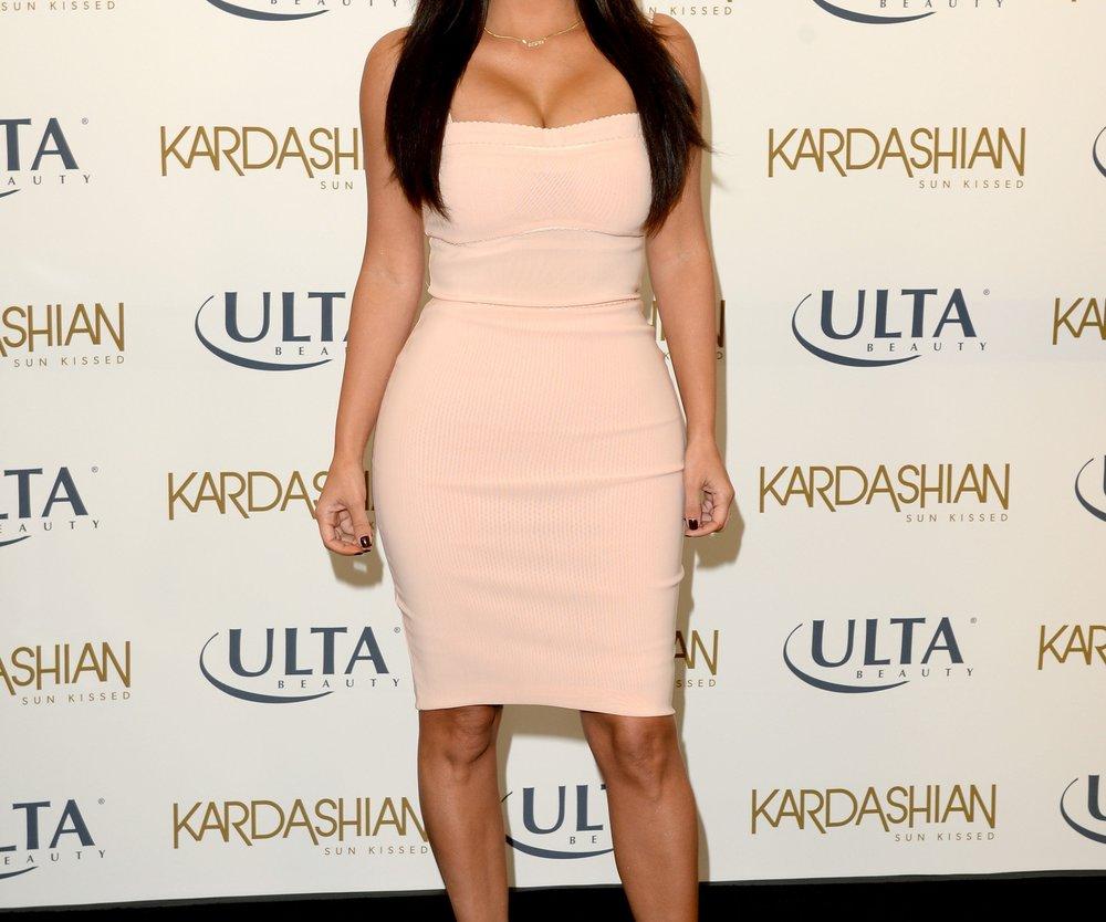 Kim Kardashian ist eifersüchtig