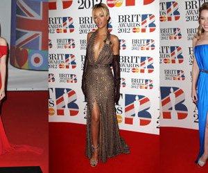 Brit Awards: Die spektakulärsten Outfits
