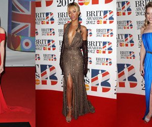 Brit Awards: Die spektakulärsten Outfits