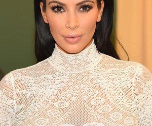 Kim Kardashian zeigt sich nackt mit Babybauch