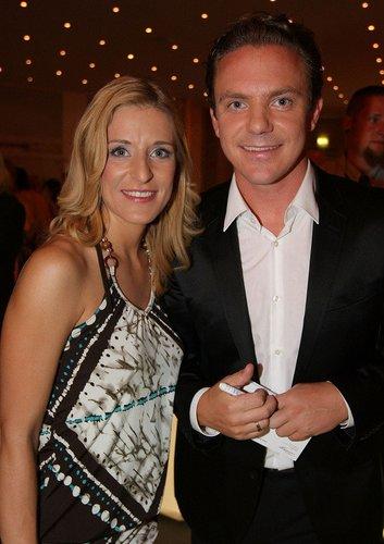 Stefanie Hertel und Stefan Mross.