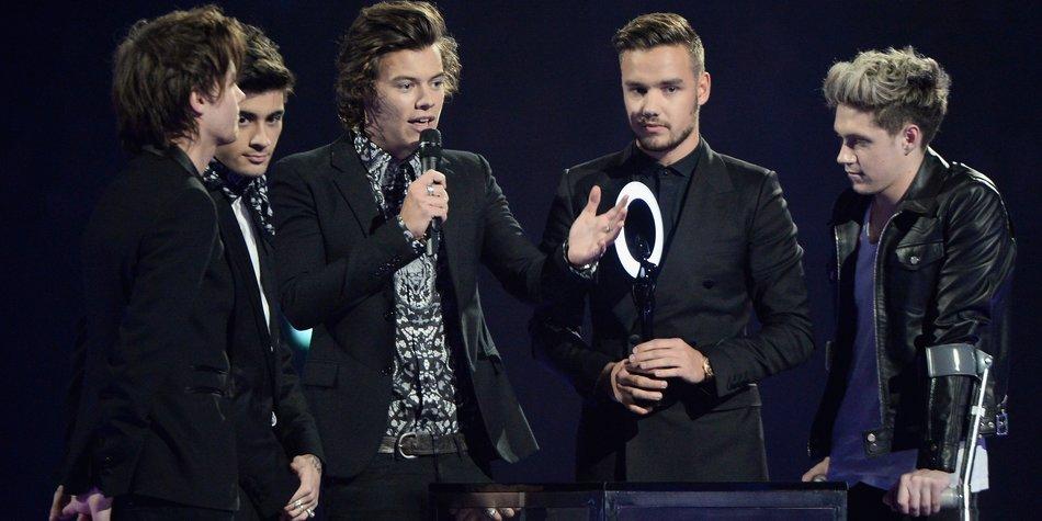 Harry Styles: Streitet er mit seinen One Direction-Kollegen?