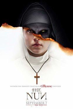 """Kinoplakat """"The Nun"""""""