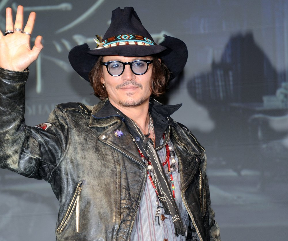 Johnny Depp wird ausgezeichnet
