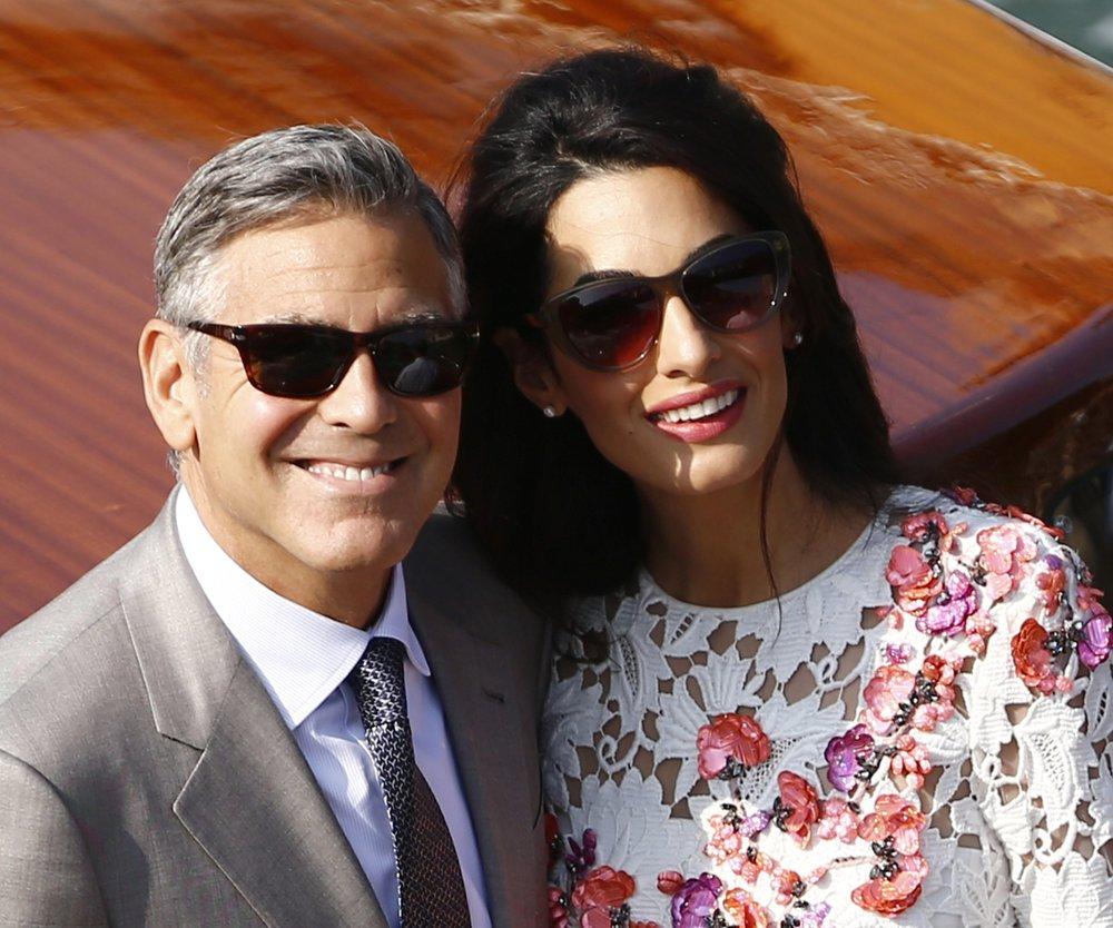 George Clooney und Amal Alamuddin planen eine zweite Hochzeit