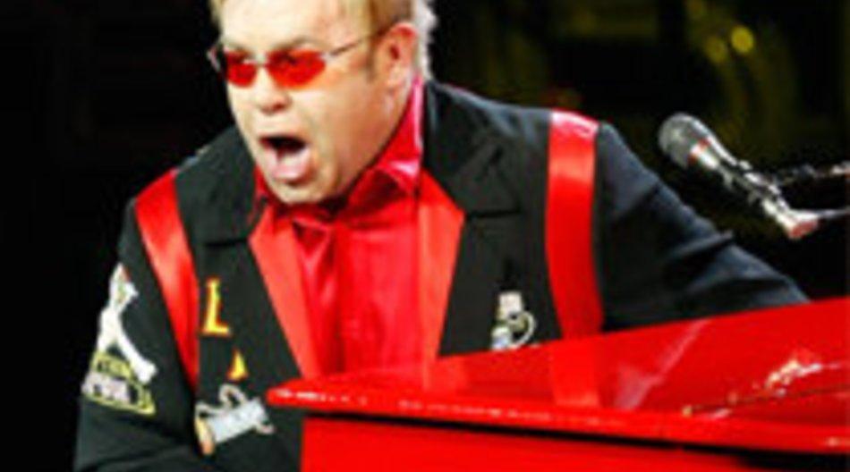 Abschied von Elton John