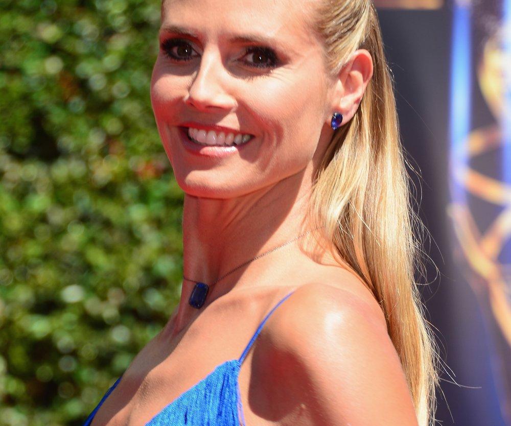 Heidi Klum für Ice Bucket Challenge nominiert