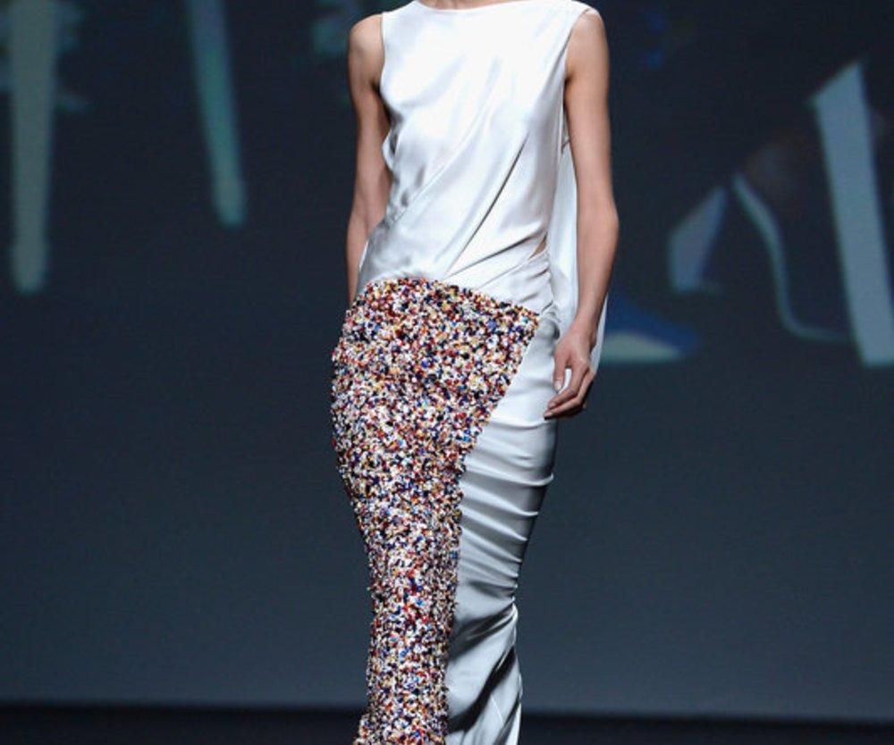 Outfit von Christian Dior