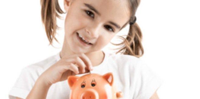 Wenn Kinder kein Taschengeld bekommen, haben sie Prpbleme, den Umgang mit Geld zu lernen.