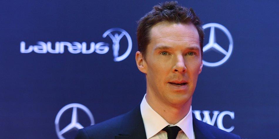 Superstar Benedict Cumberbatch ist sein Ruhm unangenehm