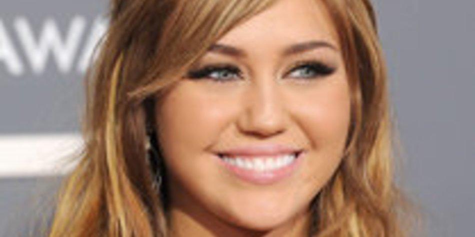 Miley Cyrus: Ausgezeichnetes Vorbild!