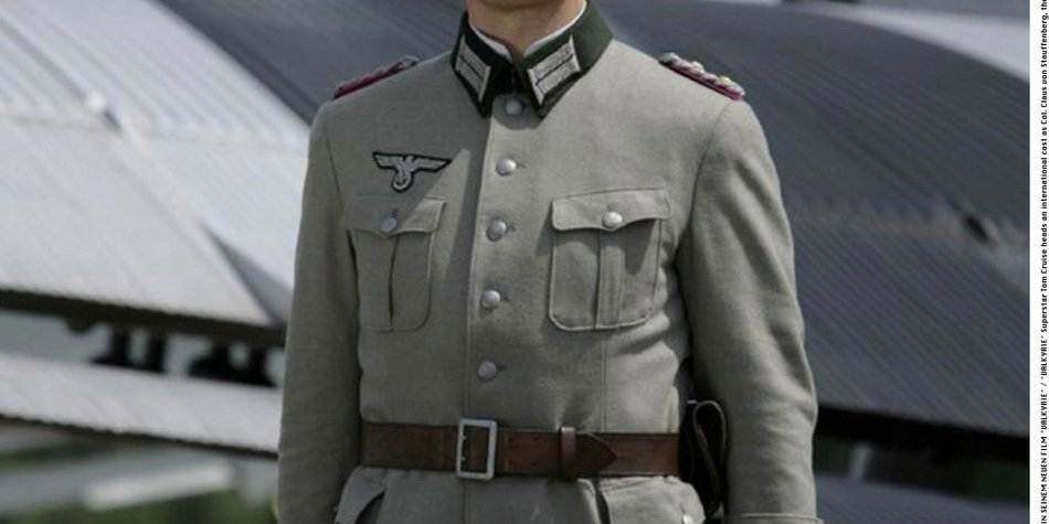 Tom Cruise als Oberst von Stauffenberg