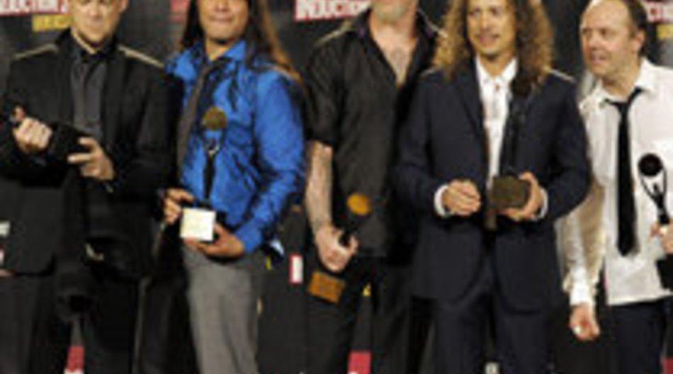 """Guitar Hero""-Contest für Metallica"