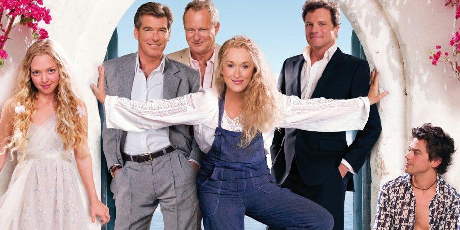 Mamma Mia: Teil 2 ist geplant