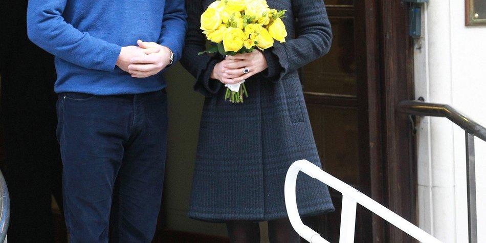 Kate Middleton: Abschiedsbriefe der Krankenschwester sind aufgetaucht
