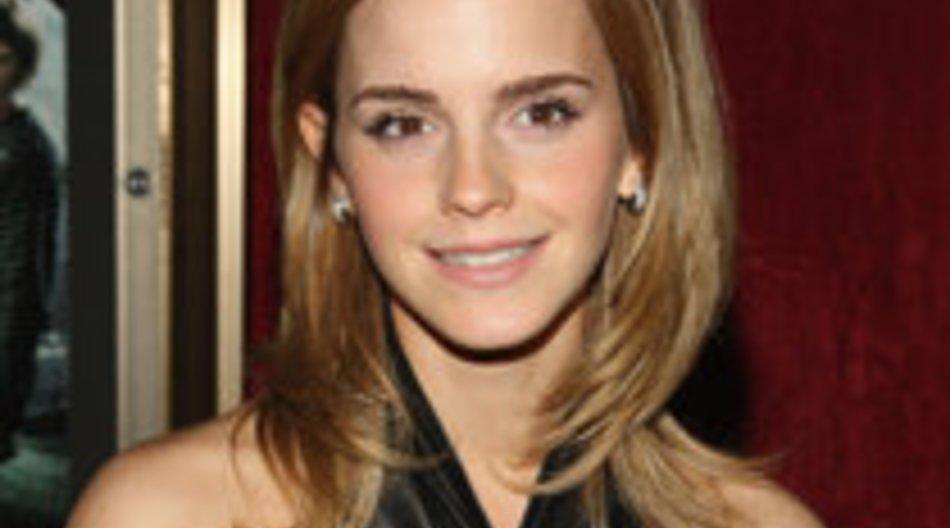 Emma Watson hat Premiere auf dem Campus