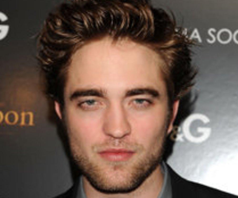 Robert Pattinson: Musik ist zweite Leidenschaft