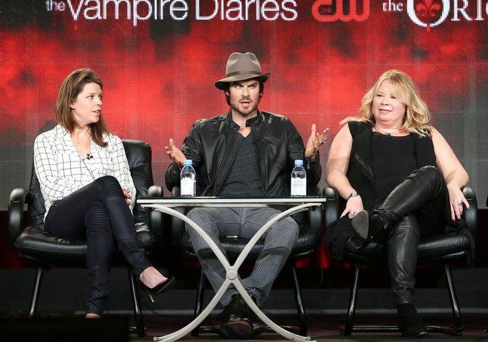 Ian Somerhalder über Vampire Diaries