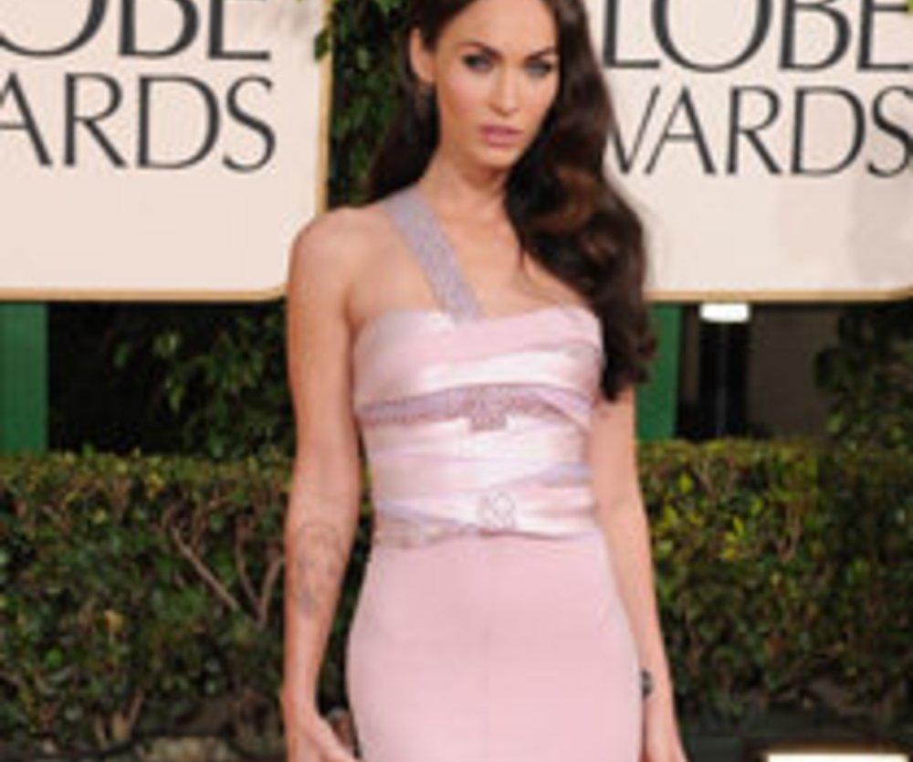 Golden Globes: Die schönsten Kleider des Abends