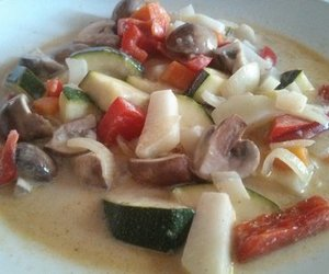 Thai Curry Kokosmilch