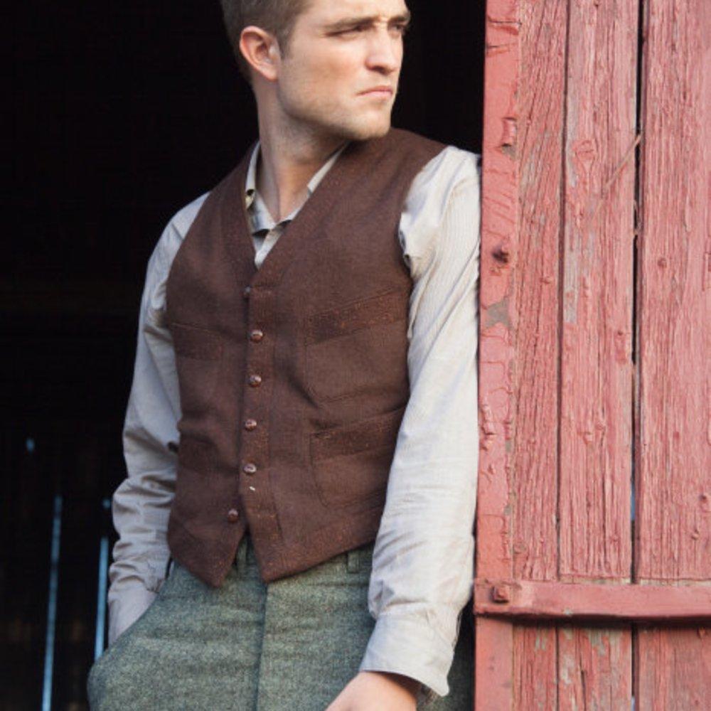 Robert Pattinson: Das Dilemma mit Ellen's Unterhose!