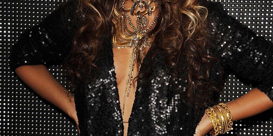 Beyonce gibt 1700 Euro für Fast Food aus